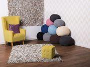 Teppich hellbeige 80 x 150