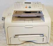 Faxgerät Samsung Laserfax SF-560