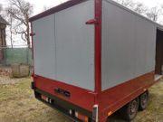 PKW LKW Anhänger Möbelkoffer 2