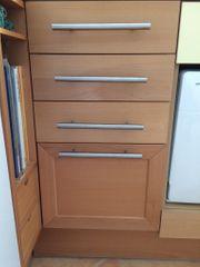 IKEA Küchenschränke Buche