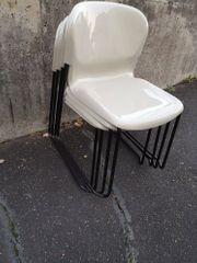 4 GERD LANGE Stühle Designerstühle