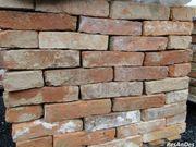 alte Ziegel Backstein Mauerziegel Ziegelsteine
