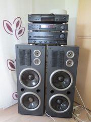 Sony Stereoanlage 230 Watt
