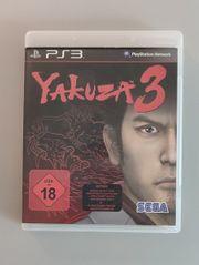 Yakuza 3 für die PS