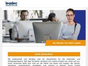 Assistenz der Geschäftsführung Executive Assistant