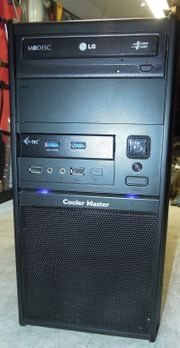 Gamer PC Intel i5 2500