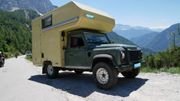 Land Rover Defender Expeditions- Wohnmobil