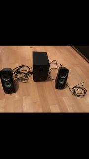 Lautsprechersystem - Logitech Z323 2 1