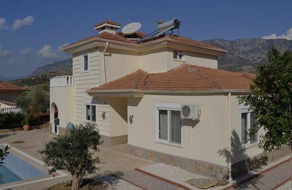 Türkische Riviera Wunderschöne Ferienvilla von