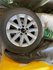 Alufelgen Mercedes Benz BKlasse 6