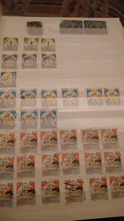 Briefmarkenalbum Sammlung