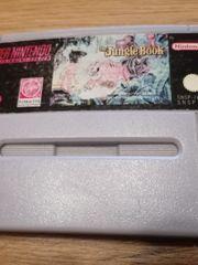 Super Nintendo SNES The Jungle