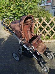 Kinderwagen Hartan Babyschale Maxicosi