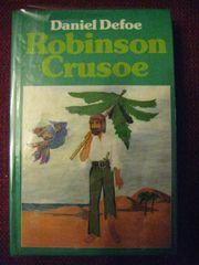 Spannendes Jugendbuch Robinson Crusoe von