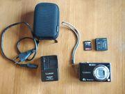 Kamera Panasonic DMC-FS30