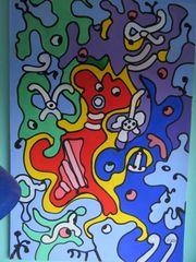Radierungen Gemälde Poster wg Büroauflösung