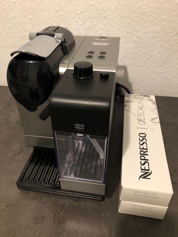 Delonghi Nespresso Kapselkaffeemaschine