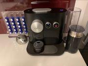 Nespresso Expert mit Milchschäumer