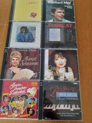 CD-Sammlung 5 - Schlager Nationale Musik