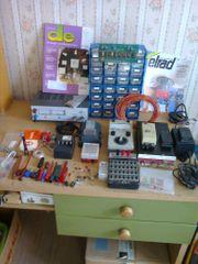 Diverse elektronische Bauteile