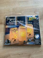 Papier Lichtertüten