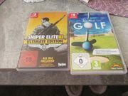 3d mini golf und sniper