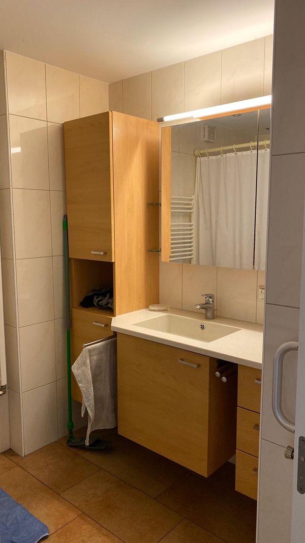 WG-Zimmer in Dornbirn Langegasse zu