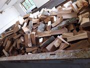 Brennholz ofenfertig und trocken