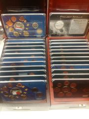 Verkaufe Euro Währungssätze Sammlung Deko