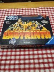 Star Wars - verrückte Labyrinth zvk