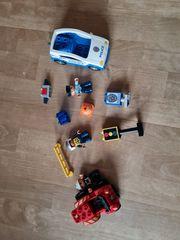 Lego duplo Feuerwehr- und Polizeiauto