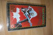 IRON MAIDEN VHS RAISINE HELL