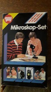 Mikroskop- Set