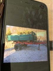 Kipper Traktor 3-Seitenkipper EDK Meiler
