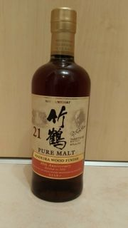 Taketsuru 21Y Madeira Wood Finish