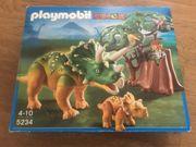 Playmobil Dinosaurier