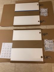 IKEA Besta Vitrinentüren 64x60cm