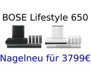 BOSE Lifestyle 650 nagelneu in