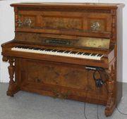 Klavier Wilh Menzel 130 Silent