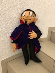 Graf Dracula Kuschelpuppe