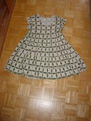 Sommerkleid Tunika Kleid weiterer Schnitt