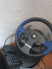 ps4 lenkrad thrustmaster t150