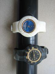 Armbanduhr TYMER mit Silikonarmband