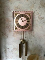 Regulator Uhr Wanduhr Pendeluhr Antik