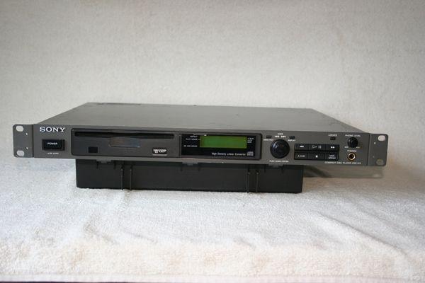 Sony Studio CD-Player