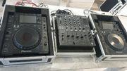 2 CDJ 2000 DJM 800