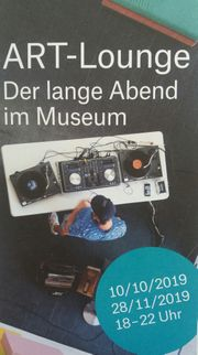 ART Lounge langer Abend Hack-Museum