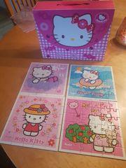 Hello Kitty Puzzlekoffer