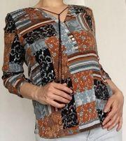 ESPRIT fließende 3 4-Arm-Bluse mit