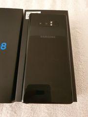 Samsung Galaxy Note 8 Top